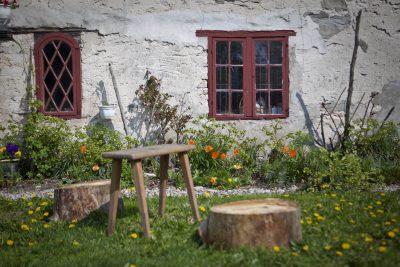 Zu Tisch in Gotland