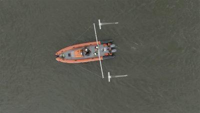 24 STUNDEN Greenpeace untersucht Mikroplastikgehalt im Rhein